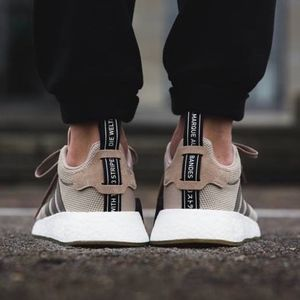f2b4bfa049e7 adidas Shoes - Adidas Originals NMD R2 Trace Khaki Simple Brown